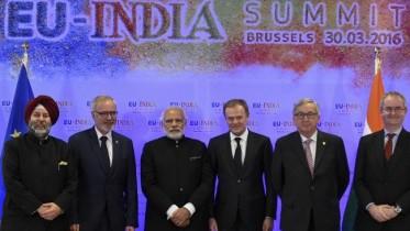 India-EU Comment On Constitution