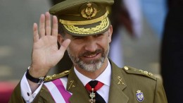 Spain's King To Hold Coalition Talks