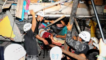 Ecuador, powerful 7.8 quake