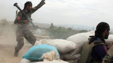 Heavy fighting rages in Kunduz city