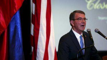 US Defence Chief Offers Iraq