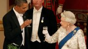 Obama , Barack Obama pays tribute to 'jewel' Queen Elizabeth after 90th birthday