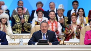 Kazakhstan: Consolidation of Society around Common Values