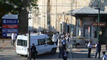 Bursa suicide attack