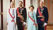 Norway's royals
