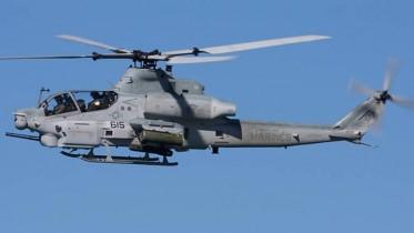 AH-1Z Viper Choppers To Pakistan
