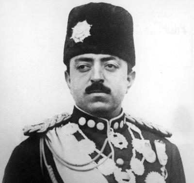 Amir Amanuallah Khan