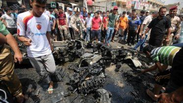 Baghdad car bombings