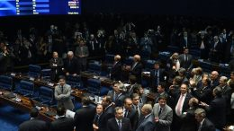 Dilma Rousseff suspended
