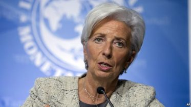 IMF's Lagarde Warns Against Brexit