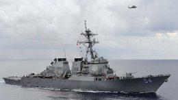 US, South Korea, Japan Plan Joint Drills