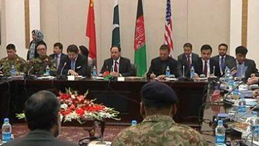 Kabul QCG Meeting