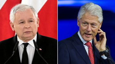 Bill Clinton angers Poland & Hungary