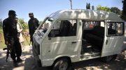 Pakistan Twin blasts