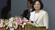 Taiwan, First Female President