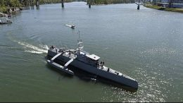 Unmanned Ship Up Next