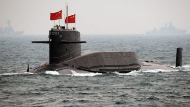 China to send nuclear-armed submarines