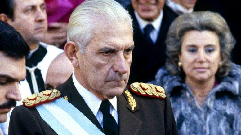 Argentina's Ex-dictator jailed