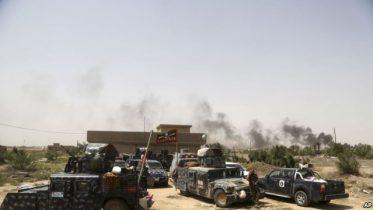 Retake Fallujah from IS