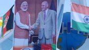 Modi's visit to Afghanistan