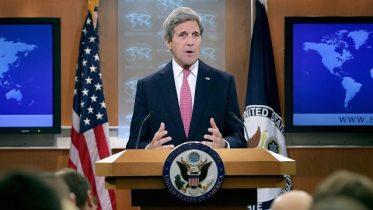 John Kerry backs press freedom,