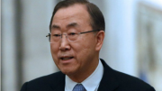 Ban Ki-Moon expresses outrage