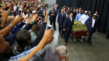 Mohammad Ali Funeral
