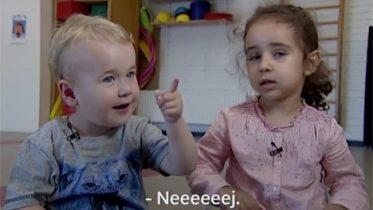 The adorable toddler video