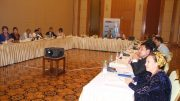 OSCE TRAINS TURKMENISTAN JOURNALISTS