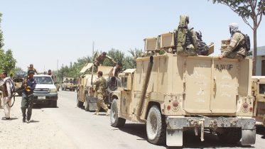 Afghan Taliban kill 16 bus passengers