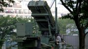 Japan military on alert