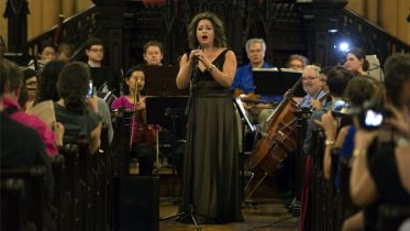 Syrian Opera singer