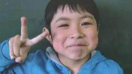 Japan, missing boy