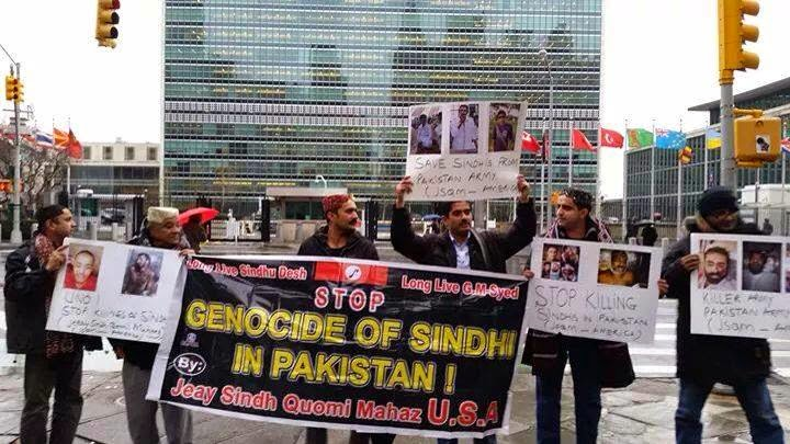 Genocide of the Sindhi