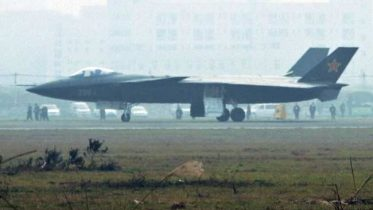 China Says First Stealth Fighter