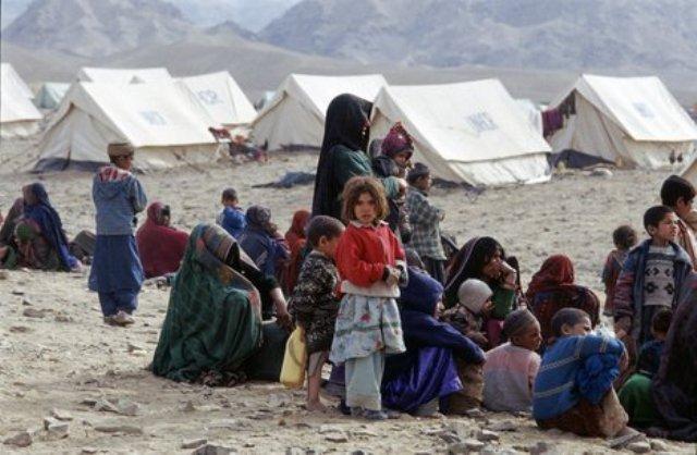 Afghan Muhajirin in Pakistan