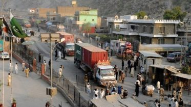 Trade between Afghanistan and Pakistan