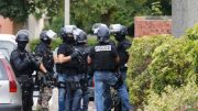 French militant attacks church