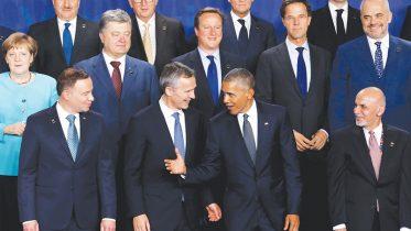 Nato to deploy four battalions