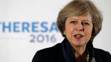 Theresa May Expected PM of UK