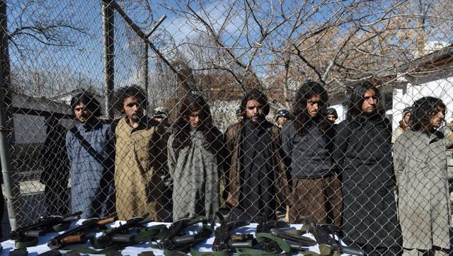 Taliban surrender