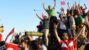Turkey military coup failed
