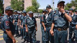 Armenian opposition group
