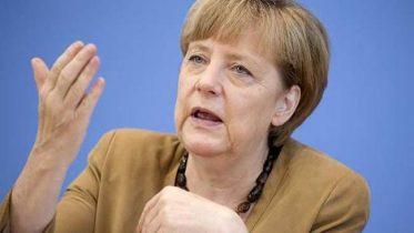 Europe's Eyes On Angela Merkel