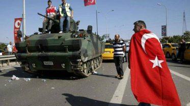 Turikish Army coup