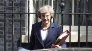 Britain gives up EU presidency