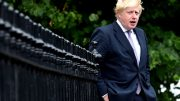 Political skulduggery in Britain