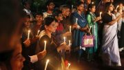 Hasina pays respects to victims of attack