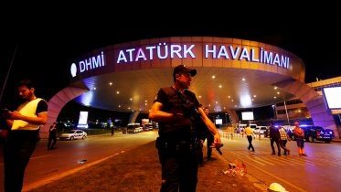 Istanbul airport attackers
