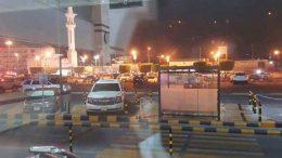 Blast in Jeddah